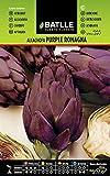 Semillas Hortícolas - Alcachofa Purple Romagna - Batlle