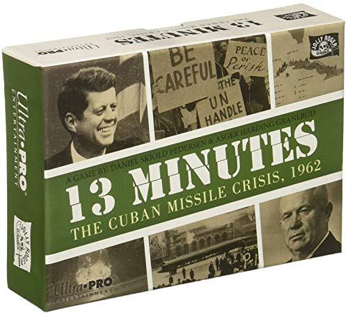 Ultra Pro Juego de Cartas de 13 Minutos La Crisis de misiles cubanos 1962 (11963)