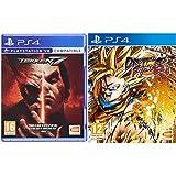 NAMCO Tekken 7 PS4 (Psvr Compatible) + BANDAI Entertainment Iberica Dragon Ball FighterZ