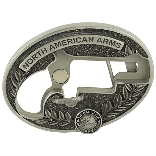 North American Arms NAA LNG RFL CUST Oval Belt...