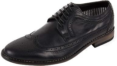 Best dark gray mens dress shoes Reviews