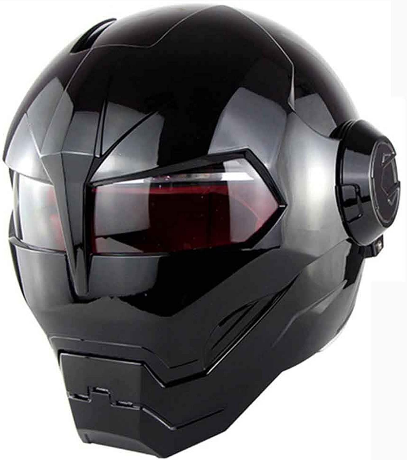 Motorcycle Helmet Cycling Helmet Full face Helmet Retro Style Halle Open face Helmet Highway Locomotive