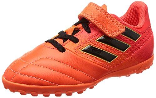 adidas Ace 17.4 TF J H&L, Zapatillas de Fútbol para Niñas, Multicolor OrangeCore BlackSolar Red, 38 23 EU