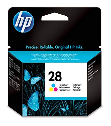 HP 28 Cartouche d'encre d'origine Cyan Magenta Jaune