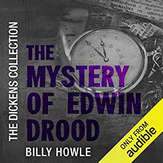 The Mystery of Edwin Drood                   By:                                                                                                                                 Charles Dickens,                                                                                        Lucinda Hawksley                               Narrated by:                                                                                                                                 Billy Howle,                                                                                        Lucinda Hawksley                      Length: 10 hrs and 30 mins     Not rated yet     Overall 0.0