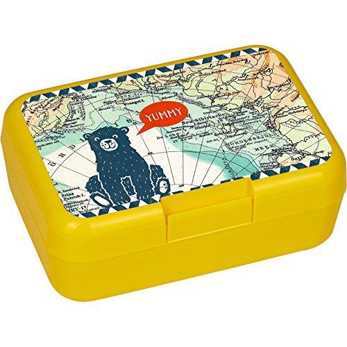 Spiegelburg 14578 Butterbrotdose Reisezeit Kids (neue Form)