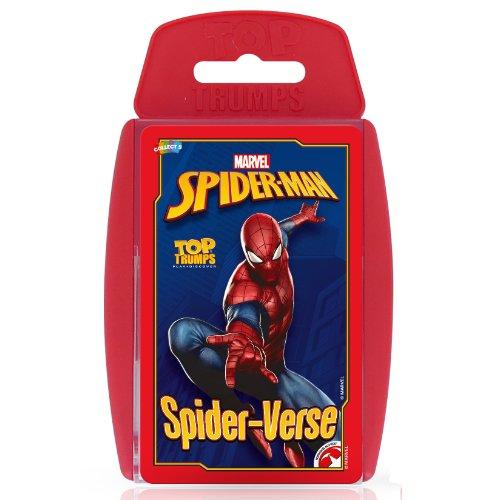 Spider-Man Top Trumps Kartenspiel