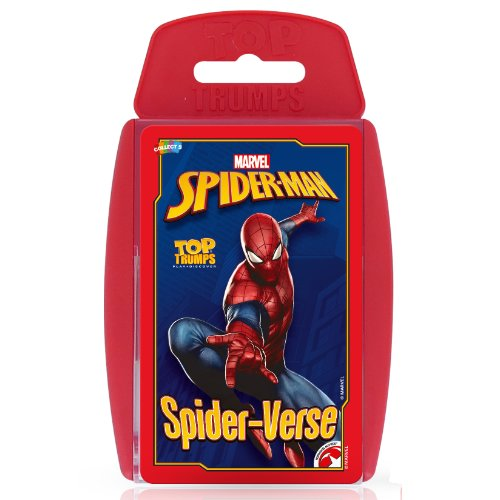 Spider-Man Top Trumps Kartenspiel