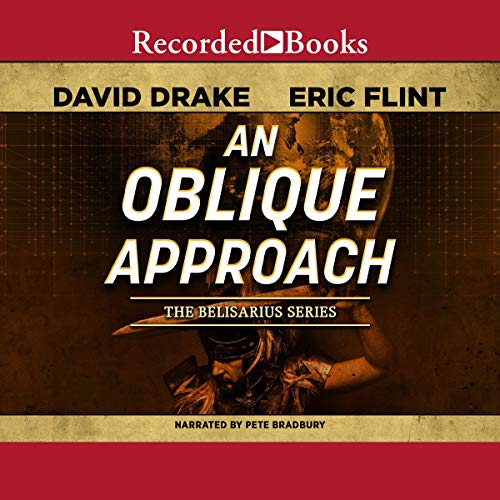 An Oblique Approach audiobook cover art