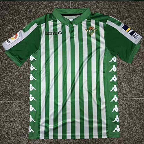 Real Betis Home Soccer Jersey 2019-2020 (Green, S): Amazon.es: Deportes y aire libre