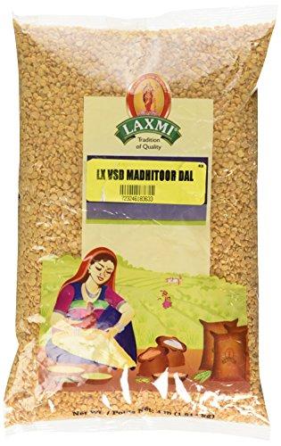 Laxmi Toor Dal, Traditional Indian Split Yellow Peas - 4lb Bag