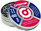 5. Crosman P177 .177-Caliber Pointed Pellets (250-Count)
