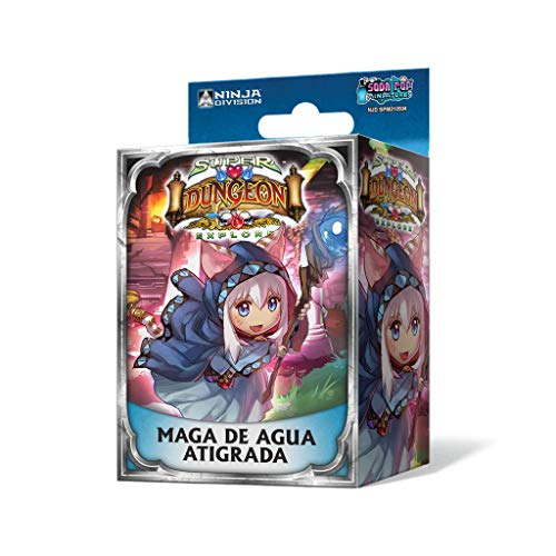 Edge Entertainment - Maga de Agua atigrada: Super Dungeon Explore (EDGND10)