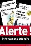 Alerte ! Innovez sans attendre - Coffret 2 volumes : Alerte sur la banquise ! Alerte à la ferme ! de John Kotter (17 octobre 2013) Broché - 17/10/2013