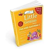 Fun with Activities: Pre-Kindergarten Workbook: Little Genius Series: Skill Building Fun Activities To