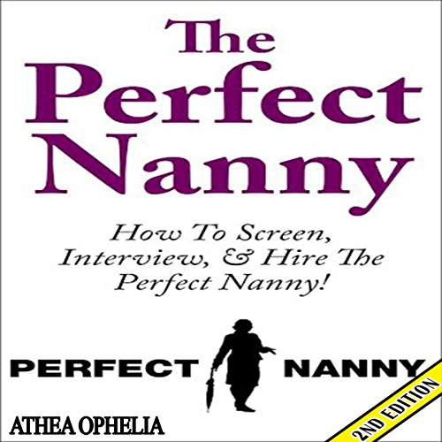 The Perfect Nanny, 2nd Edition audiobook cover art