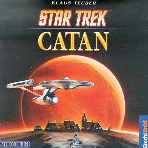 Jeux États-Unis – Star Trek Catan