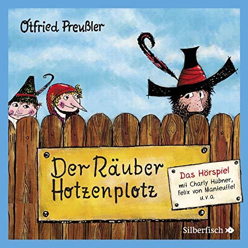 Der Räuber Hotzenplotz 1: Der Räuber Hotzenplotz - Das Hörspiel: 2 CDs (1)