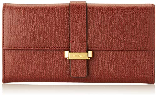 Bogner Damen Zermatt By Night Nelli Purse Lh12f Geldbörse, Braun (Brown), 1x9x18.5 cm