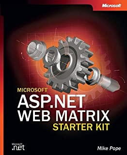 Microsoft® ASP.NET Web Matrix Starter Kit (Basic Other)