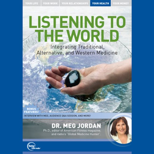 Listening to the World audiobook cover art