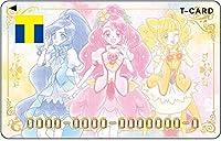 ヒーリングっど プリキュア デザイン Tカード Tポイントカード 未登録・未使用 ファングッズ