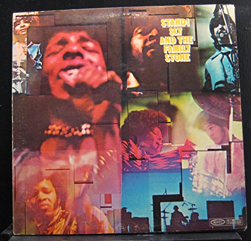 Sly & The Family Stone - Stand! - Lp Vinyl Record