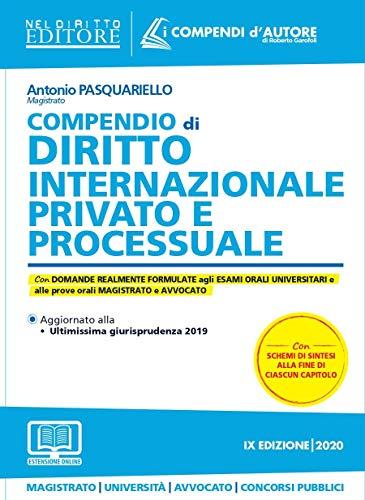 Compendio di diritto internazionale privato e processuale. Con aggiornamento online