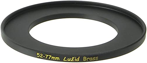 ICE 62mm to 77mm Step Up Ring Filter//Lens Adapter 62 male 77 female