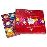 English Tea Shop - Teegeschenk'Red Holiday Collection', BIO, 96 x Weihnachtstee (12x8) in Kartonbox