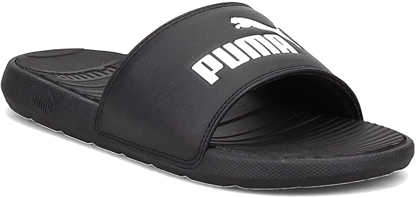 PUMA Men's Cool Cat Bx Slide - Red