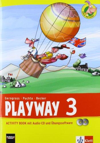 Preisvergleich Produktbild Playway 3. Ab Klasse 3: Activity Book mit Audio-CD und CD-ROM Klasse 3 (Playway. Für den Beginn ab Klasse 3. Ausgabe ab 2013)