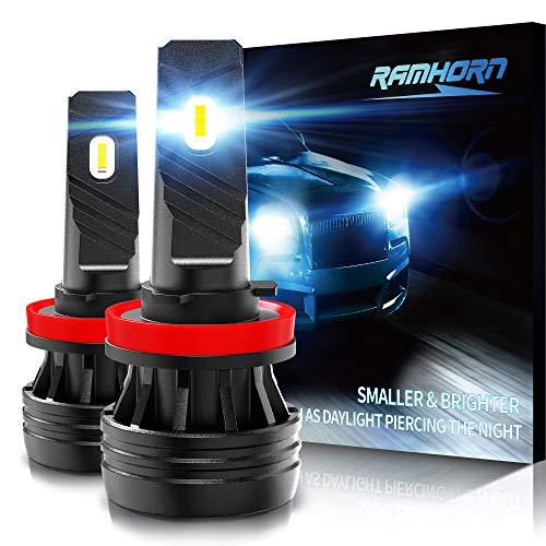 RAM HORN LED Headlight Bulbs