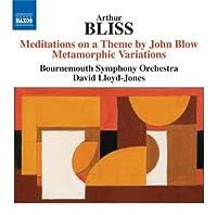 Meditations on Theme By John Blow / Metamorphic by ARTHUR BLISS (2010-05-25)