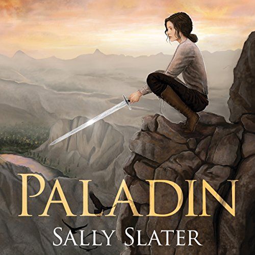 Paladin audiobook cover art