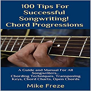 100 Tips for Successful Songwriting! cover art