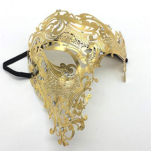 Halloween Decoration Men Mask Ma...
