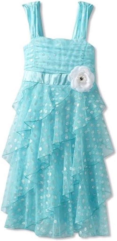 Amy Byer Little Girls' Ruffle Dress
