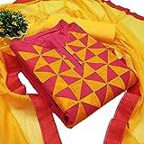 Vetroakrt Women's Cotton Salwar Suit Dress Material