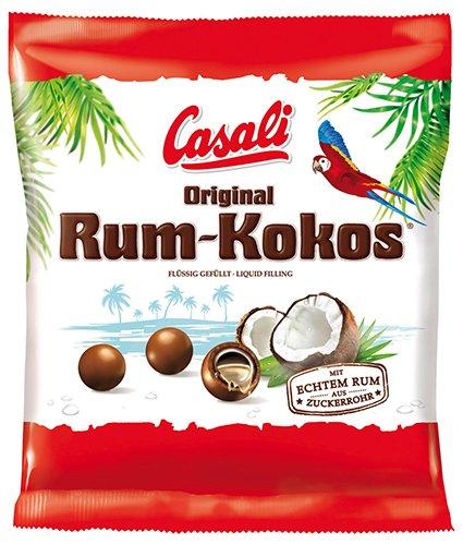 5x Casali - Rum-Kokos Dragees - 1000g