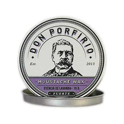 Calentador De Cera Bigote  marca Don Porfirio Moustache Wax