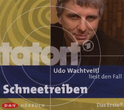 Tatort: Schneetreiben (Hörbuch)