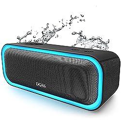 Image of Bluetooth Speakers, DOSS...: Bestviewsreviews