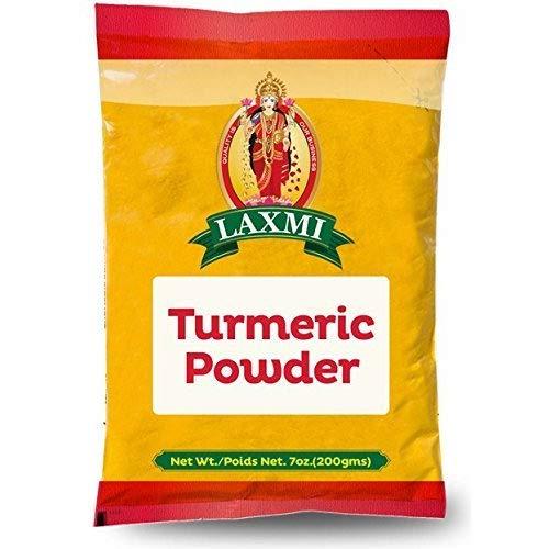 High material Pack Of 2 - Laxmi 200 Powder Turmeric Gm Trust