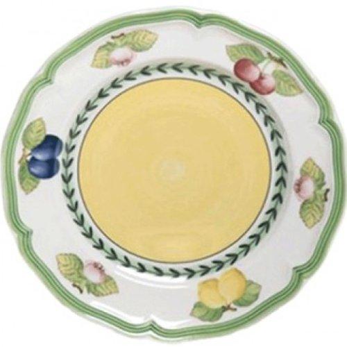 Villeroy & Boch 10-2281-2640 French Garden Lot de 6 Petites Assiettes Fleuries 21 cm
