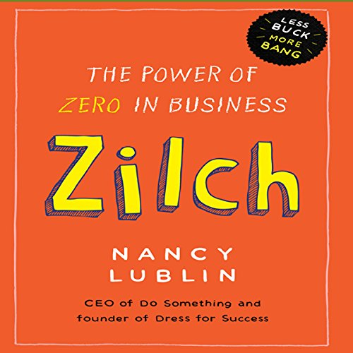 Zilch audiobook cover art