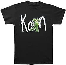 Korn Men's Zombie Slam 2010 Tour T-Shirt Black