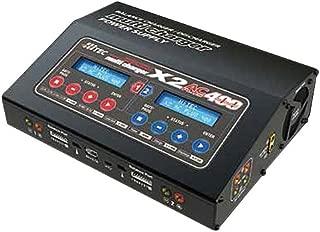 Hitec Multiplex Japan Multi Charger X2 AC PLUS 400【Japan Domestic genuine products】