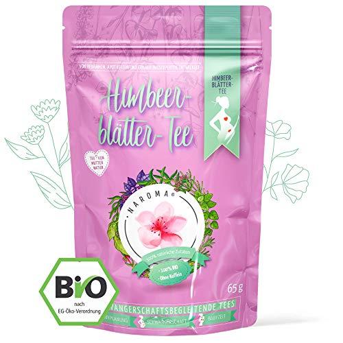 Himbeerblättertee Schwangerschaft | 100% PUR + BIO | naturbelassen NAROMA
