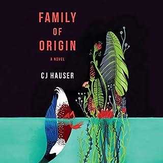 Family of Origin audiobook cover art